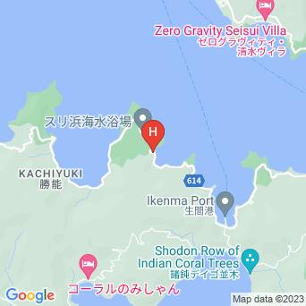 ダイビングショップリキ/RIKIの地図