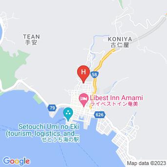 昭和荘の地図