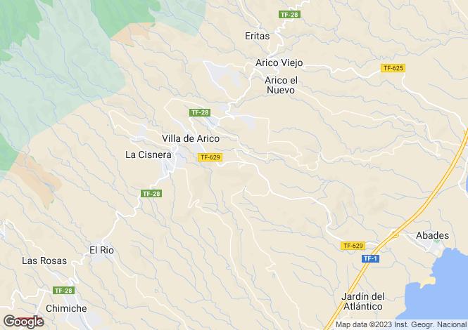 Map for Tamaimo, Tenerife, Spain