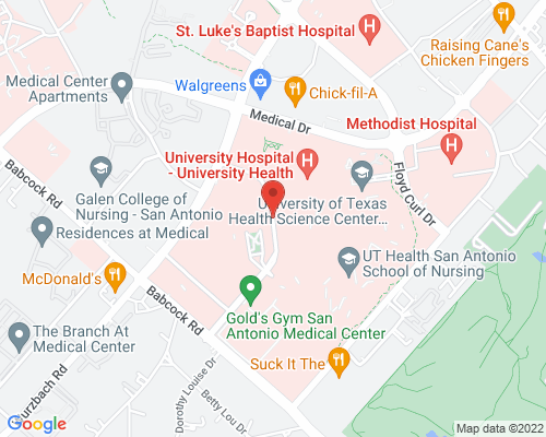 San Antonio Medical Center (Black Level)
