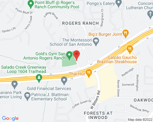 San Antonio Rogers Ranch (Black Level)