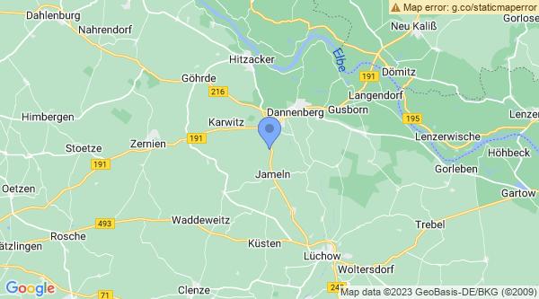 29451 Dannenberg (Elbe) Tramm
