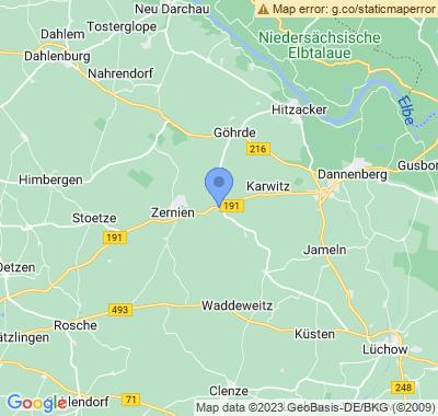 29481 Karwitz Pudripp/Bahnhof