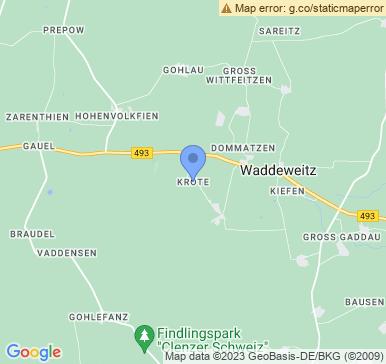 29496 Waddeweitz Kröte