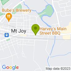 Staticmap?center=304+E.+Main+Street%0D%0AMount+Joy+PA%2C+17552&zoom=14&size=230x230&key=AIzaSyAeTspGNxF9omrAnDm7RMuAOzLtrgwleEY&markers=color:green|304+E.+Main+Street%0D%0AMount+Joy+PA%2C+17552&sensor=false