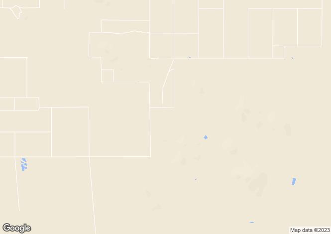 Map for Arizona, Cochise County, Pearce