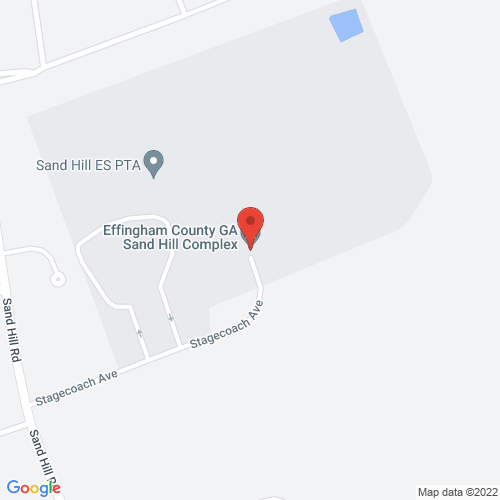 Map of 300 Stagecoach Ave., Guyton, Ga. 31312