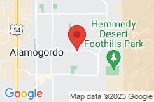 Curves - Alamogordo, NM