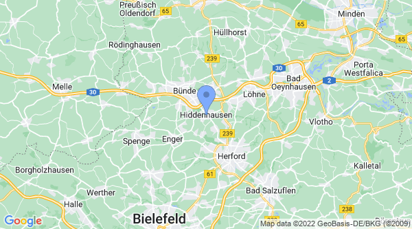 32120 Hiddenhausen