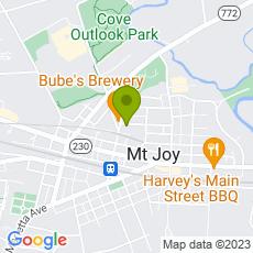 Staticmap?center=33+N.+Market+Street%0D%0AMount+Joy+PA%2C+17552&zoom=14&size=230x230&key=AIzaSyAeTspGNxF9omrAnDm7RMuAOzLtrgwleEY&markers=color:green|33+N.+Market+Street%0D%0AMount+Joy+PA%2C+17552&sensor=false