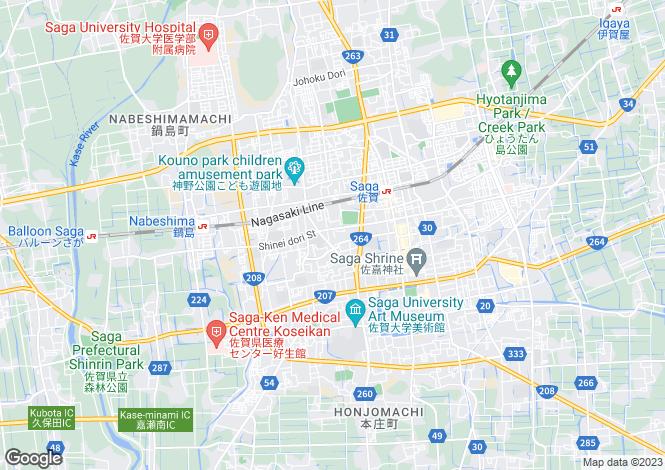 Map for Saga