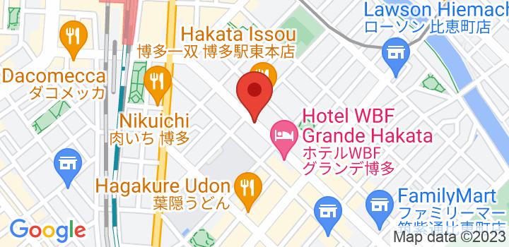 福岡ショールーム 地図