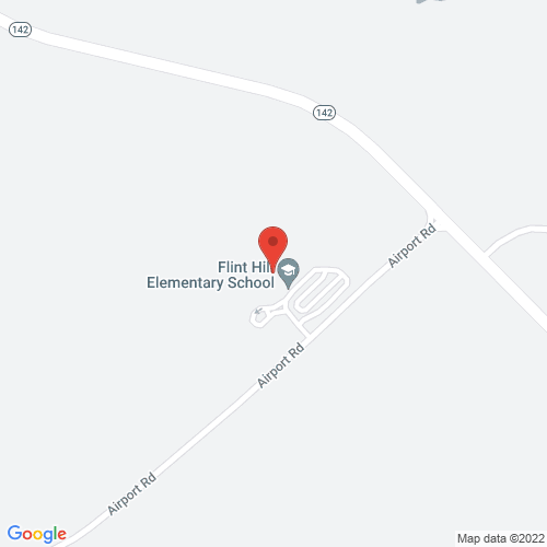 Map of 1300 Airport Rd, Oxford, GA 30054