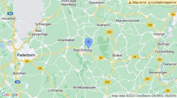 33014 Bad Driburg