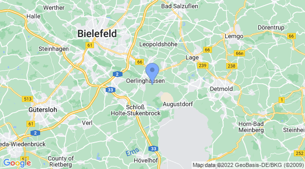 33813 Oerlinghausen