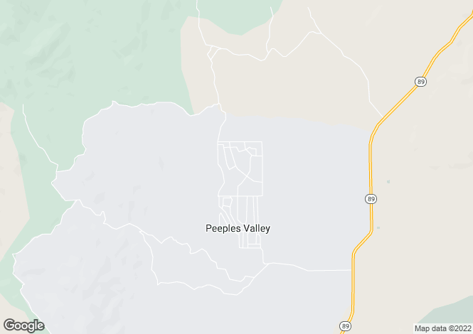 Map for Arizona