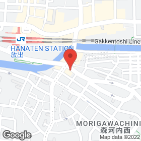 Dining Cafe&Bar QUATTRO FIVEの地図・基本情報