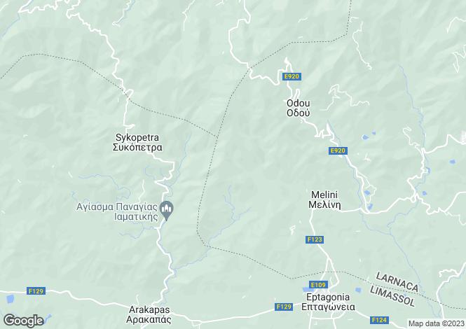 Map for Kellaki, Limassol