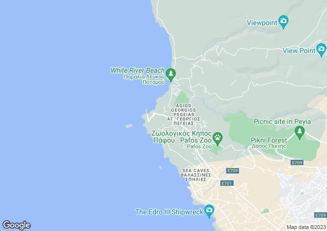 Map for Agios Georgios