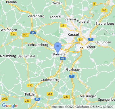 34225 Baunatal