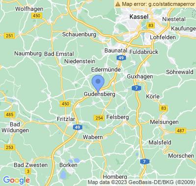34281 Gudensberg