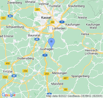 34302 Guxhagen