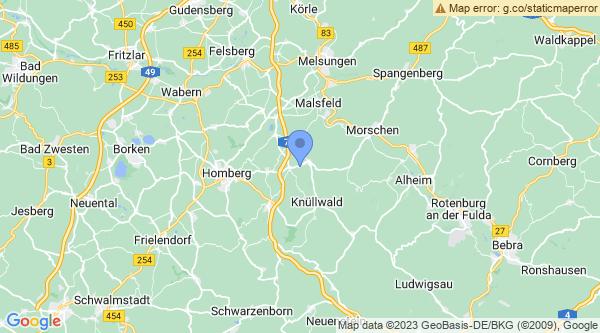 34593 Knüllwald