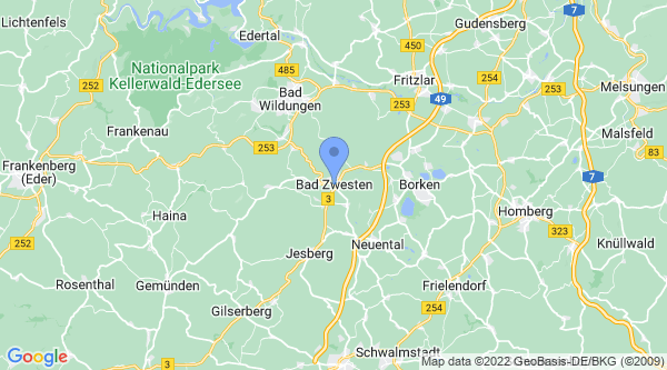 34596 Bad Zwesten