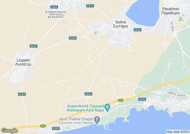 Map for Sotira