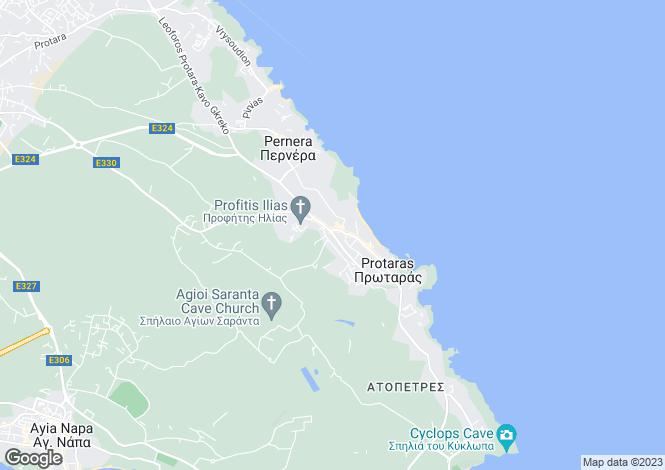 Map for Vrysoulles