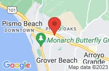 Curves - Pismo Beach, CA