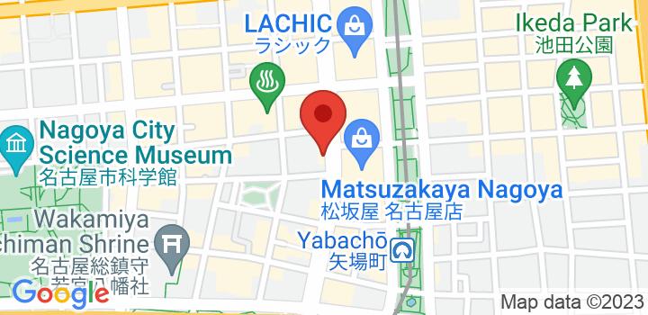 名古屋ショールーム 地図