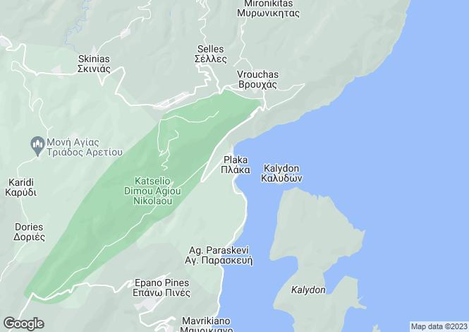 Map for Plaka, Lasithi, Crete