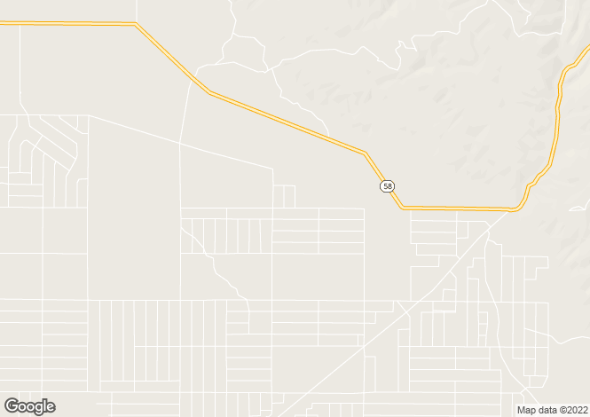 Map for California, Imperial County, Salton City