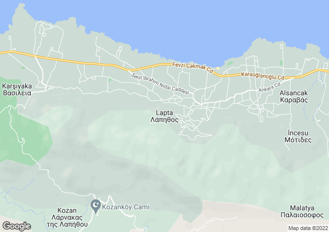 Map for Lapta