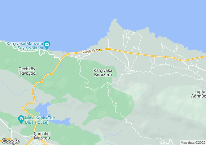 Map for Karsiyaka