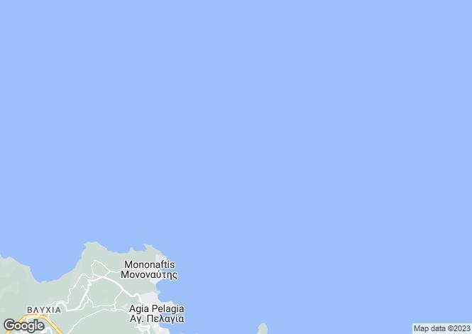 Map for Crete, Heraklion, Agia Pelagia