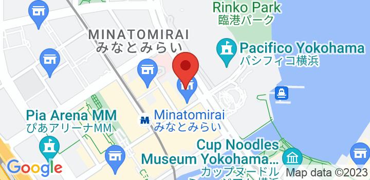 横浜ショールーム 地図