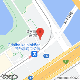 THE OPEN BAKERY CARESS ANNEXの地図・基本情報