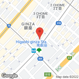 The Stay Gold GINZAの地図・基本情報