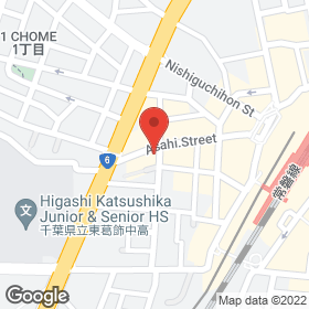 FARMERS TABLE 柏西口店の地図・基本情報