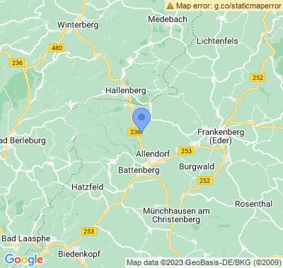 35108 Allendorf (Eder) Osterfeld