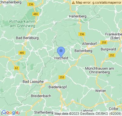 35116 Hatzfeld (Eder)