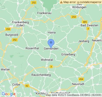 35285 Gemünden (Wohra)