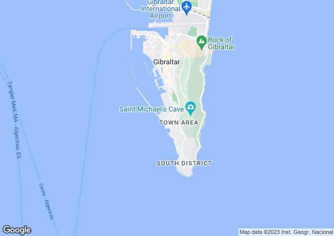 Map for Bay VIew Terraces, GIbraltar, Gibraltar