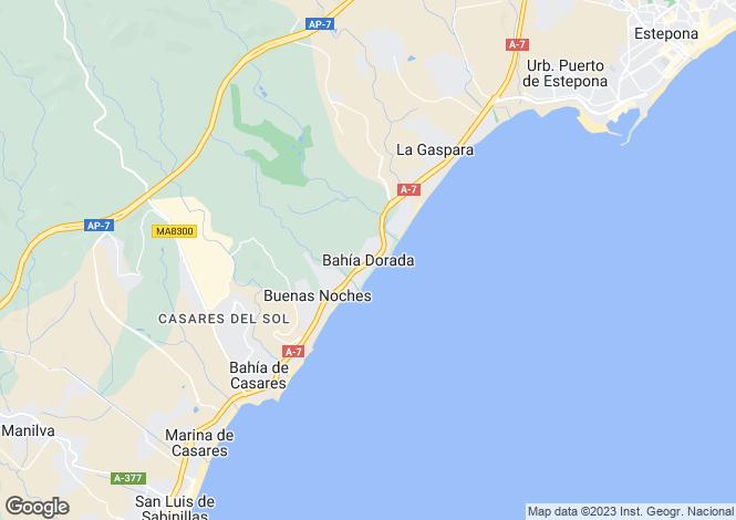 Map for Estepona,Málaga