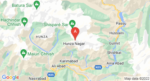 map of Bojohagur Duanasir (Pakistan)
