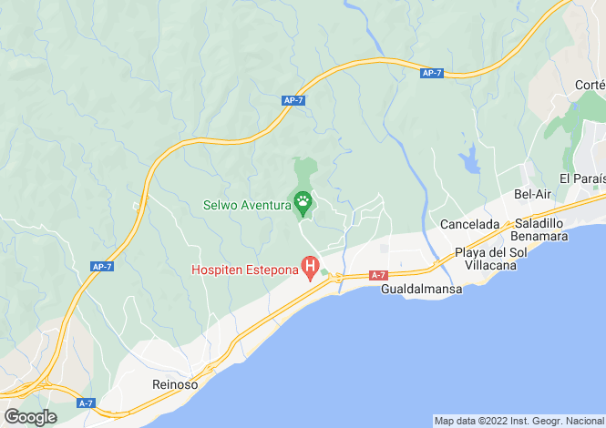 Map for Selwo, Costa Del Sol, 29680, Spain