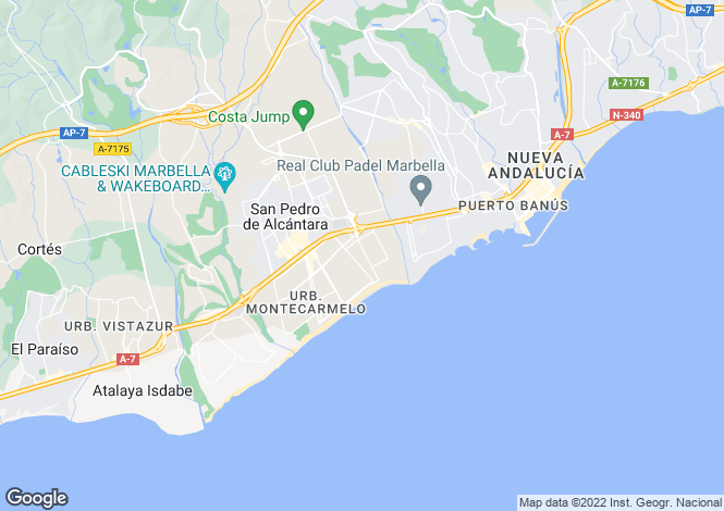 Map for Higueron West, Autovia De La, Costa De Sol, Salida 217, 29640, Spain