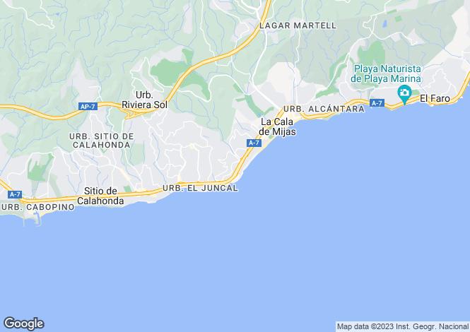 Map for Torrenueva, Málaga, Andalusia